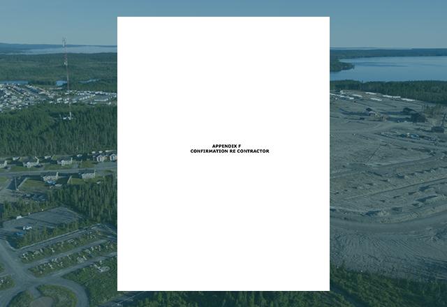 Confirmation of Contractors PDF Link